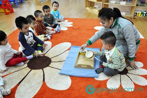 Sư phạm mầm non là ngành nghề cho những người yêu con trẻ