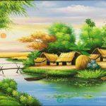 Những bài thơ quê hương tô vẽ nét đẹp của dân tộc Việt Nam