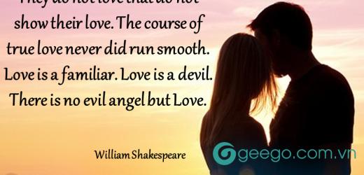 Những câu thơ tình yêu bằng tiếng Anh ý nghĩa nhất