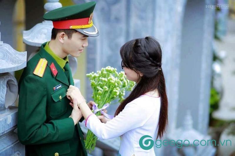 Tình yêu người lính xa quê