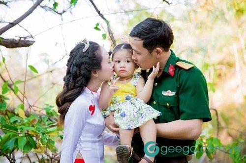 Tình yêu chiến sĩ công an