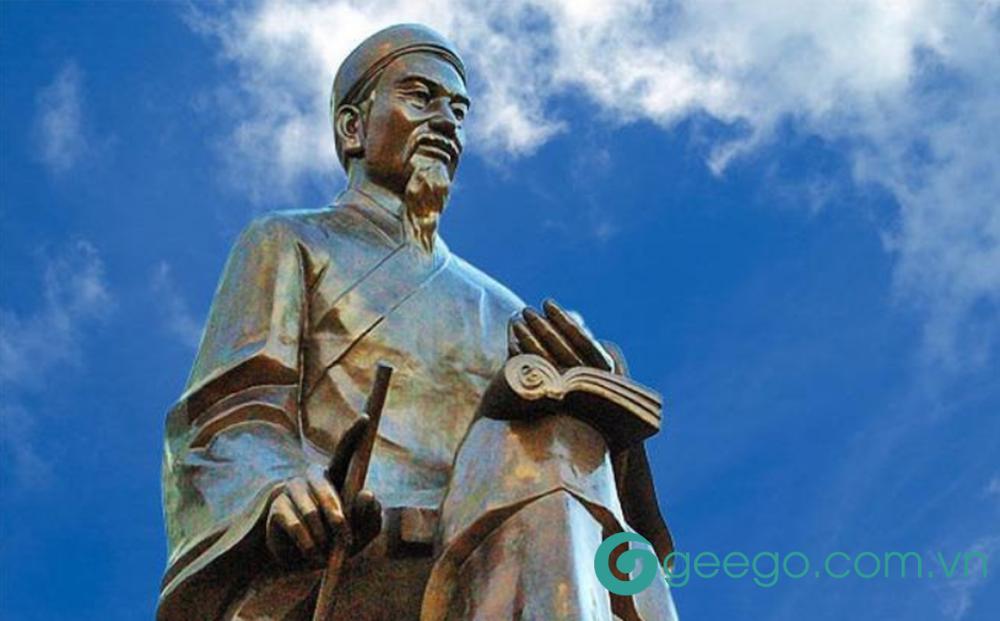 Tìm hiểu về cuộc đời và sự nghiệp sáng tác của tác giả Nguyễn Du
